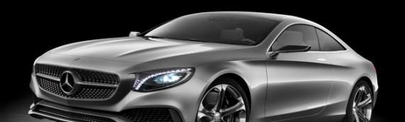 Stylish New S-Class Coupe