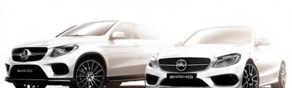 Mercedes Confirms First AMG Sport Models