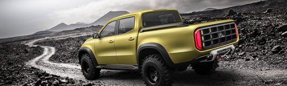 What the Truck? Mercedes-Benz X Class