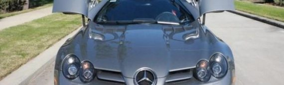 Michael Jordan's Mercedes For Sale In Houston